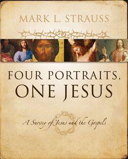 4 portraits 1 Jesus
