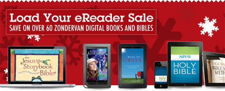 Visit the eBook and Bible Sale