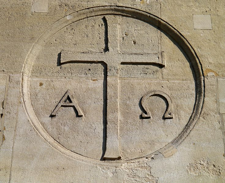 Jesus is Alpha and Omega, First and Last