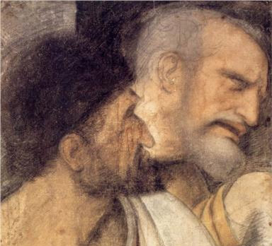 Peter and Judas: Two ways to respond to Christ's forgiveness