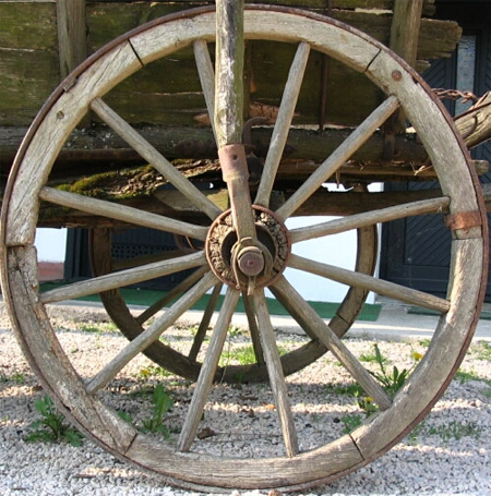 Carriagewheel
