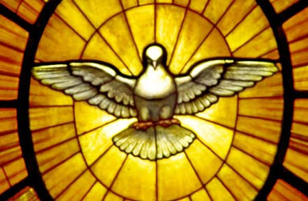 The Holy Spirit in Luke 3:22