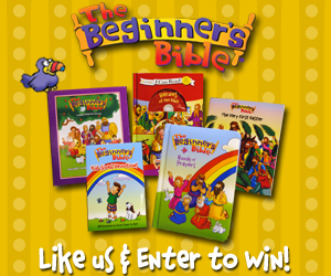 Enter the Beginner's Bible Easter Sweepstakes