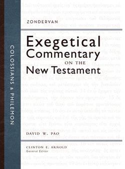 ZECNT Colossians and Philemon