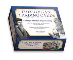 Theologian Trading Cards 2