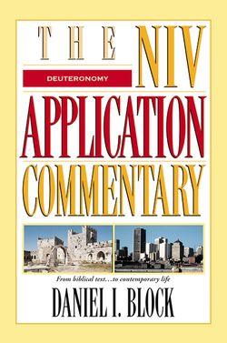 NIVAC Deuteronomy